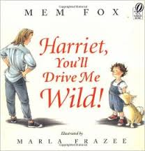 Harriet book